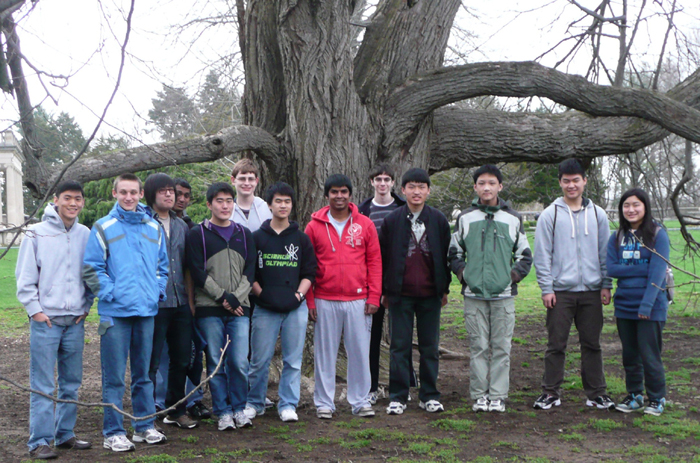 2011 NJACS Chemistry Olympiad Finalists (click to enlarge)