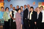 Members of the NJ-ACS Leadership Team at ChemLuminary Ceremony